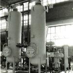 1978 – costruzione modulo in officina