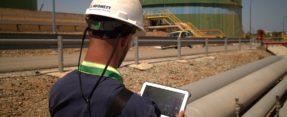 Ispezioni visive con Tablet